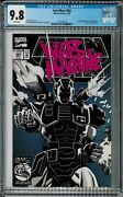 Iron Man 282 Cgc 9.8 1st Appearance War Machine Disney+ Armor Wars White Pages
