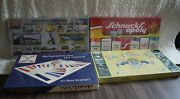 Lot Of 4 New Board Games Twistgammon Monopoly Games
