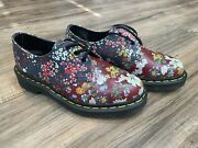 Doc Martens Pascal Floral Clash Size 5 Brand New