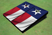 Texas State Flag Cornhole Boards - The Perfect Christmas Gift