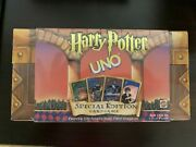 Harry Potter Uno Special Edition Card Game New Sealed