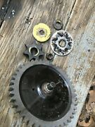 Sprocket  For A Titan Chainsaw. Model 5300 West Bend Vintage Chainsaw