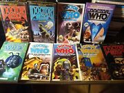51 Doctor Who Paperback Book Novel Target Pinnacle 70s 80s Daleks Great Conditio