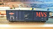 Athearn Rtr Minneapolis Northfield And Southern Ps 5344 Box Car Mns 49728 Ho Scale