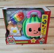 Cocomelon Lunchbox Playset15 Pc Stack Sort And Learnnew In Box And Hard To Find