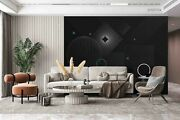 3d Abstract Wireframe Wallpaper Wall Mural Removable Self-adhesive Sticker1754