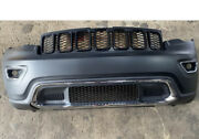 Fits 2017-2018-2019-2020 Jeep Grand Cherokee Complete Front Bumper Cover/grilles