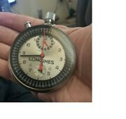 Pocket Watch Longines 8350 From Mexico Olympic Games 1967