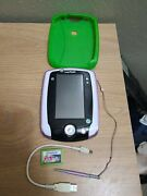 Leapfrog Leappad 2 Explorer Learning System Pink Edition, Pad/case/cable/game