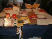2 Vintage Engine Price Lists And Purolator Manual Mobil Application Charts And Many