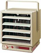 1-phase Industrial Unit Heater With Built-in Thermostat Model Euh03b31t
