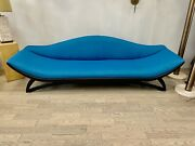 1960s Gondola Sofa Attributed To Adrian Pearsall