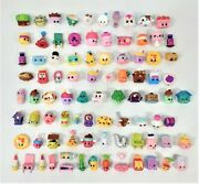 Shopkins - 340+ - Large Lot Of Characters And Accessories - Classic And Mcdand039s