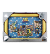 Disney Toy Story 25th Anniversary Pin Set – Limited Edition New