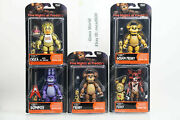 Funko Five Nights At Freddyand039s Articulate Action 5 Figures Fnaf Spring Trap
