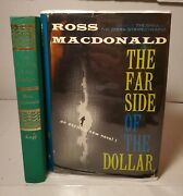 The Far Side Of The Dollar By Ross Macdonald True 1st Printing Hardcover 1964 Ex