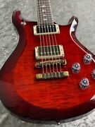 Paul Reed Smithprs S2 Mccarty 594 Fire Red Burst S2049090
