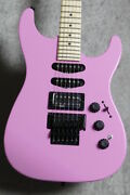 Fender Made In Japan Limited Edition Hm Stratocaster 20000277 -flash Pink-