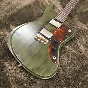 Bacchus Jrp Surf Breaker Sb-hh And03921sp / Army Green / Akamatsu Used