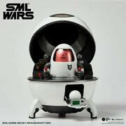 Sml X Blitzway Sml Wars Ss 001 Action Figures Limited Hot Toy New In Stock