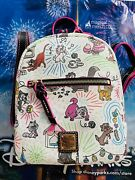 2021 Disney Parks Sketch Cats Paw Pals Backpack Dooney And Bourke Marie Yzma A