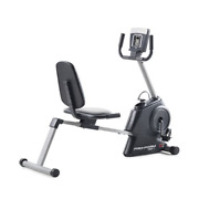 Proform 120 R Recumbent Bike W/ Owners Manual Rarely Used - Check Photos