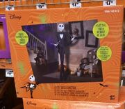 Sold Out - Jack Skellington Nightmare Before Christmas Animatronic -ready 2 Ship