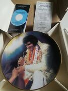 Loving You From The Elvis Remembered Plate Collection