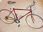 Specialized Bike. 700c, 20 Steel Fitness City Road Bicycle. Fast New Parts