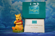 Wdcc Quintessentially Disney Series Winnie-the-pooh Silly Old Bear