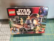 Lego Star Wars 7654 Star Wars Droids Battle Pack Factory Sealed Nos In Box