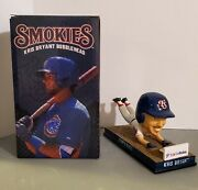 Tennessee Smokies 2016 Kris Bryant Chicago Cubs Bobblehead New In Box