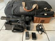 Sony Hxr-nx5r Full-hd Professional Camcorder 1080/50i 60 Hours Used