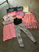 Size 6/6x Girl's Lot Of Clothing