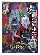 Monster High Twyla Doll 13 Wishes