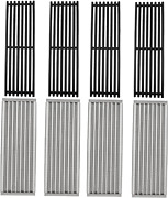4 Pack Grill Grate And Emitter Parts For Char-broil Commercial New