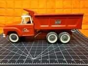 Lil Beaver Buddy L Tandem Axle Dump Truck. Exclusive To Canada Only. Rare.