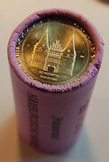 Original Roll Holsten 2006j Germany With 25 Coins