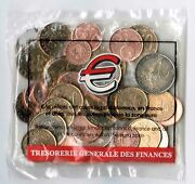 Starter Kit 15,25 Monaco With Circulation Coins 1 Cent To 2 Prfr