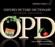 Oxford Picture Dictionary Second Edition Audio Cds American English