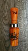 Tim Grounds Lil Attitude Duck Call Tennessee Crush + Free Lanyard