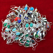 Wholesale Lot 1000 Pair Earrings Labradorite And Mix Gemstone Jewelry Ps-1104