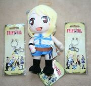 Fairy Tail Lucy 9 Plush And 2 Lucy Keychains Great Eastern Entertainment Anime