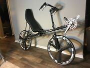 Volae Voyager Ex W Coupled Frame Recumbent Bike. Andnbsphed Wheels Sold. Andnbspnew Price