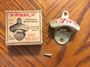 Nos Vintage You Like It 7-up It Likes You Starr X Wall Mount Bottle Opener