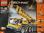 Lego Technic 42009 Mobile Crane Mk Ii 100 Complete With Box And Manual