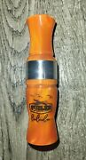 Foiles Calls Rok Outdoors Cole's Carnage Collector Goose Call Orange Pearl