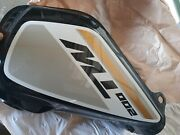 Yamaha Tw200 Dented Gas Fuel Tank Tw 200 2018 Part Number 10-5rs-y2410-10-w4