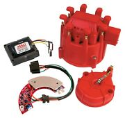 Msd 8501 Ignition Conversion Kit With Distributor Cap/rotor - Universal Fitment