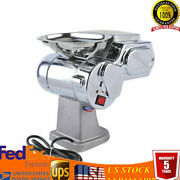 Meat Cutter Commercial Electric Mini Meat Slicer Meat Processing Equipment 600w